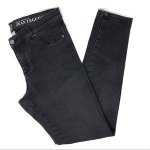 New York & Company Black Jeans Legging
